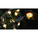 groothandel Lichtketting: LED Lichten van  Kerstmis   Kerstman , 10LED, ...