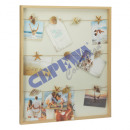 wholesale Pictures & Frames: Picture frame, clothesline, maritime, approx. ...