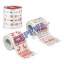 """Toiletpapier """"Kerstmis"""", 3 assorti, 30m,"""