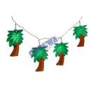 grossiste Chaines de lumieres: LED Lumières de  Noël  palmiers , 10 LED, 160cm