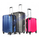 Trolley Kofferset  Style , 3tlg, grau
