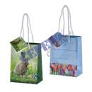 ingrosso Home & Living: Borsa regalo di Pasqua, 3 assortiti, S, 14 ...