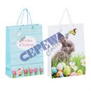 grossiste Cadeaux et papeterie: Sac de cadeau de  Pâques, 3 fois assorti, XL
