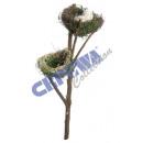 mayorista Muebles de jardin: Enchufe  nidos de pájaros , ca. 38 cm