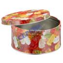groothandel Zoetwaren: Aufbewahrungsdose   gummy , ongeveer 14 cmD