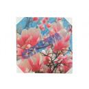wholesale Artificial Flowers: Outdoor Canvas Garden , ca. 50x50 cm