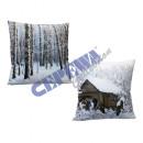 wholesale Cushions & Blankets: Pillows ;' Winterlandschaft' ...