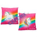 wholesale Cushions & Blankets: Pillows 'Unicorn', approx. 40x40 cm, ...