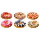 wholesale Cushions & Blankets: Pillows 'Donut', 6 / s, M, ca. 23 cmD