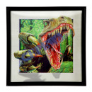 3D image 'Dinosaur', for hanging, approx.