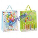 mayorista Alimentos y bebidas: bolsa de regalo ' Happy Birthday ', 2 ...