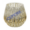 wholesale Wind Lights & Lanterns: Windlight 'Raute', color, belly, ...