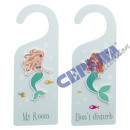 wholesale Other: Door sign, Mermaid, 2 / s, about 24cmH