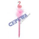 Długopis, Flamingo, ok. 19cmH