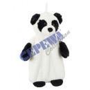 wholesale Wellness & Massage: Hot water bottle, Panda, 1.000ml, ca. 36cmH