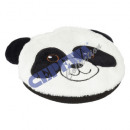 wholesale Wellness & Massage: Cherry stone cushion, Panda, approx. 15x14cm