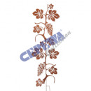 Gartenstecker Grapevine, rusty, L, ca. 128cmH