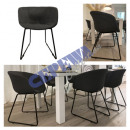 wholesale Business Equipment: chair Lounge , upholstered, black, with ...