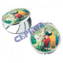 wholesale DVDs, Blue-rays & CDs: Pocket mirror parrot, about 7cm