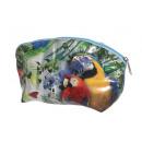 ingrosso Borse & Viaggi: Cosmetic  pappagallo borsa, circa 24x13cm