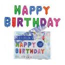mayorista Alimentos y bebidas: Películas globo de Happy Birthday Set 14er
