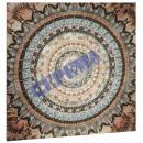 Picture mandala sequins 5, ca. 90x90cm