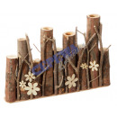 wholesale Flowerpots & Vases: Table decoration 'branches with vase', gr,