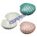 wholesale Jewelry Storage: Jewelry box shell, 3 / s, ca.9,5cm