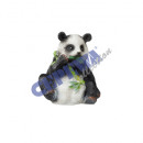 wholesale Other: Panda with bamboo, S, ca.5,5cmH