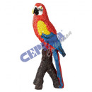 wholesale Other: Parrot on trunk, about 20cmH