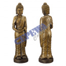 Buddha standing, M, ca.60cmH