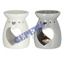 wholesale Fragrance Lamps: Fragrance lamp, heart, 2 / s, about 13cmH