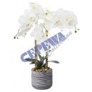 wholesale Artificial Flowers: Artificial pot in pot, 'Orchid' ...