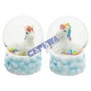 grossiste Boules de neige: 'Unicorn'  Snow Globe sur le Cloud 2 / s Le