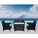 wholesale Garden Furniture: Outdoor seating Florence, 4-piece