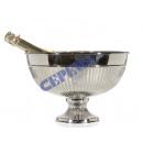 Champagne cooler 'shell', kl., O 30cmD