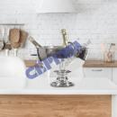Champagne cooler 'Aluminium', Basic, gr.,
