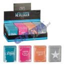 groothandel Rook-accessoires: Sigaret doos met  deksel  all round , 4 / s