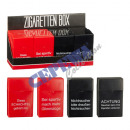 wholesale Smoking Accessories: Cigarette box, plastic, Banner 4 / s