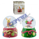 wholesale Snow Globes: Snow globe with music ;'Christmas' ...