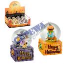Snow globe, mini, 'Halloween', 2 / s, appr
