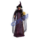 wholesale Security & Surveillance Systems: Witch, standing,  animated, approx. 180cm
