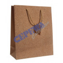 Gift bag 'Glam Deluxe', copper, S, approx.