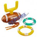 nagyker Kültéri játékok: Felfújható futballpálya Football , kb. ...