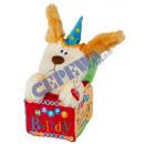 mayorista Alimentos y bebidas: Perro del canto de ' Happy Birthday ', sob