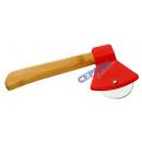 Großhandel Handwerkzeuge: Pizzaschneider 'Axt', ca. 21cmH