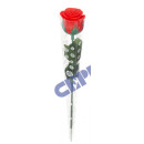 wholesale Artificial Flowers:LED rose, approx. 33cm