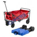 Großhandel Kinderfahrzeuge: Faltbarer Bollerwagen, 2/s, ca. 90x51x110cm