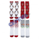 Socks, Christmas, 6 / s, one size fits most