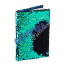 wholesale Booklets & Blocks: Notebook, Paillette, Peacock, DIN A5, ...
